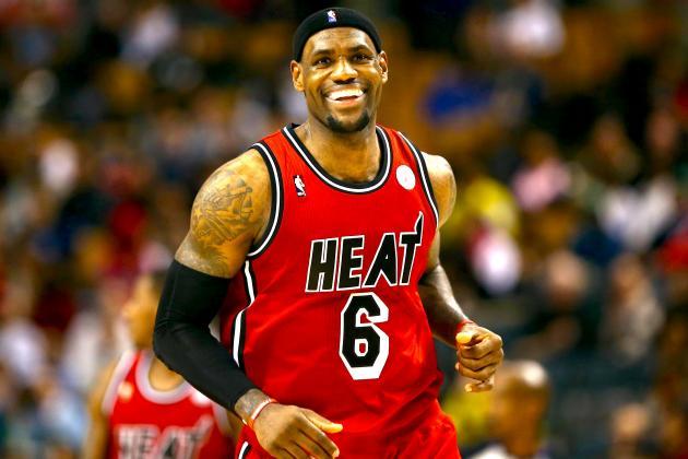 LeBron James, Miami Heat Cap off Monster February Win Streak with 2OT Win