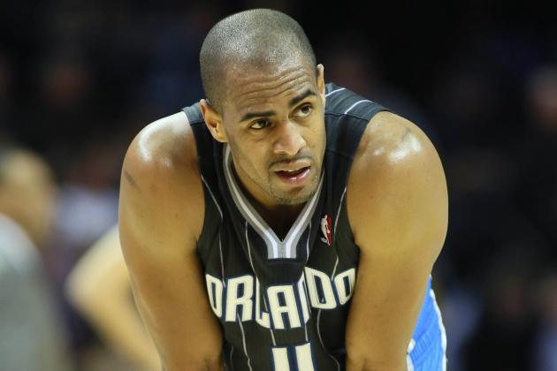 Afflalo Willing to Shoulder Load