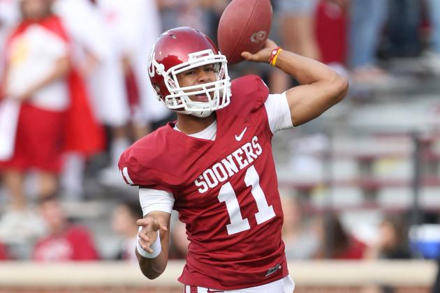 Kendal Thompson Overlooked in QB Competition