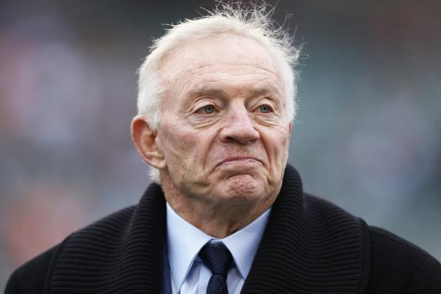 Dallas Cowboys Reportedly Won't Join Redskins Lawsuit, and More NFC East News