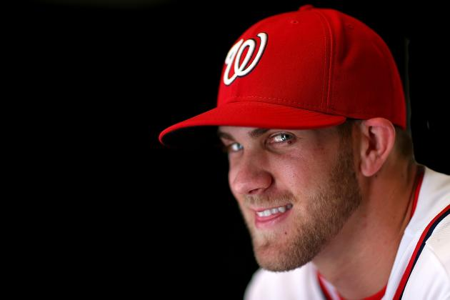 Will Bryce Harper's Incredible Spring Training Lead to an MVP Season?