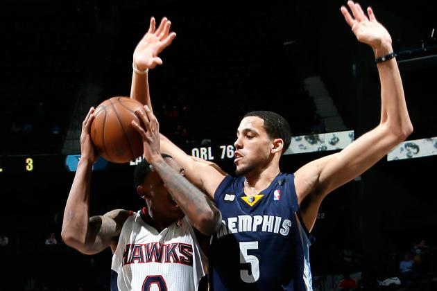 Memphis Grizzlies: Austin Daye's Hot Shooting Is Bonus for Grizzlies