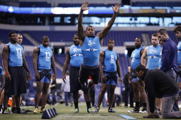 NFL Scouting Combine: Which Positions Face the Greatest Pressure to Perform?