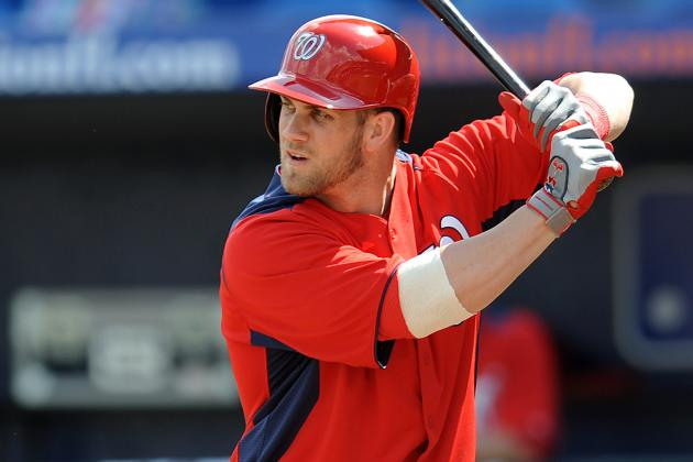 Analyzing How Much Better Bryce Harper Will Be in 2013