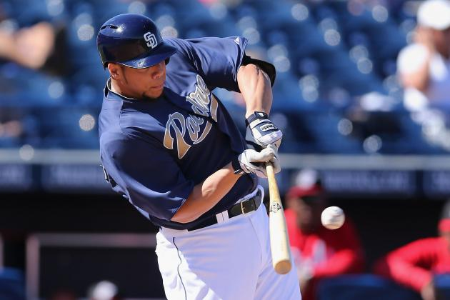 San Diego Padres: Will Kyle Blanks Make a Difference in 2013?