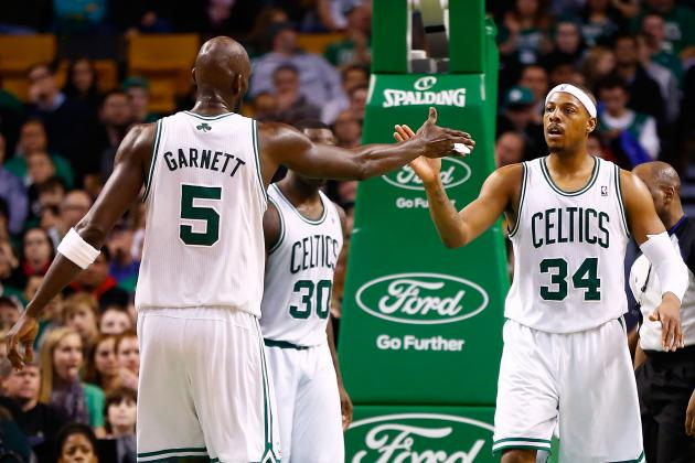 Keeping Garnett and Pierce Together Shows Some Things Are Bigger Than Basketball