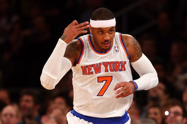 How New York Knicks Can Avoid a L.A. Lakers-Style Chemistry Crisis