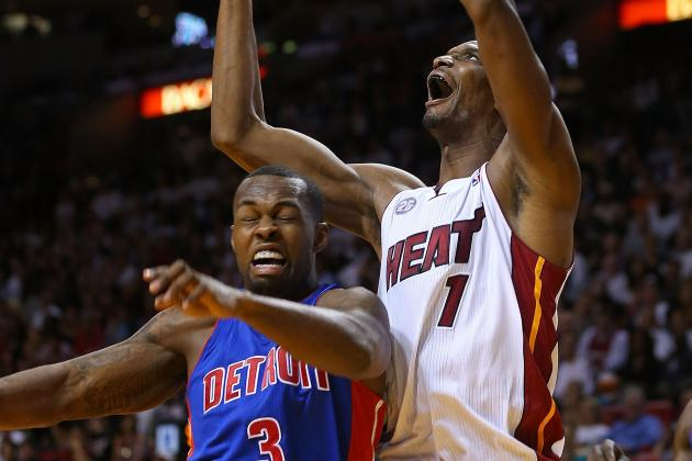 Can Rodney Stuckey Resurrect His Career with the Detroit Pistons?