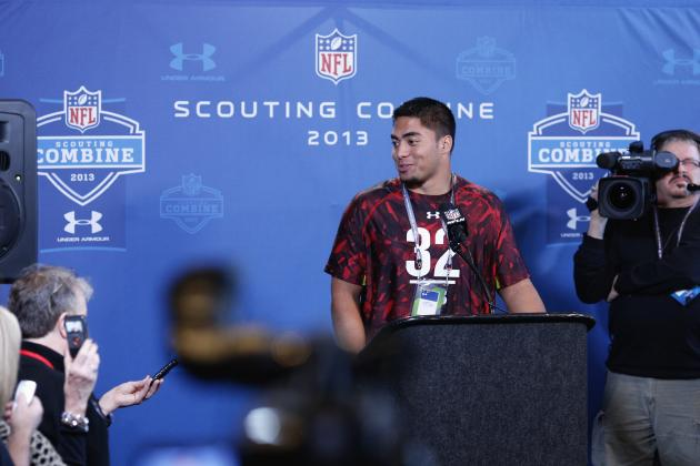 New York Jets Should Steer Clear of Drafting Manti Te'o