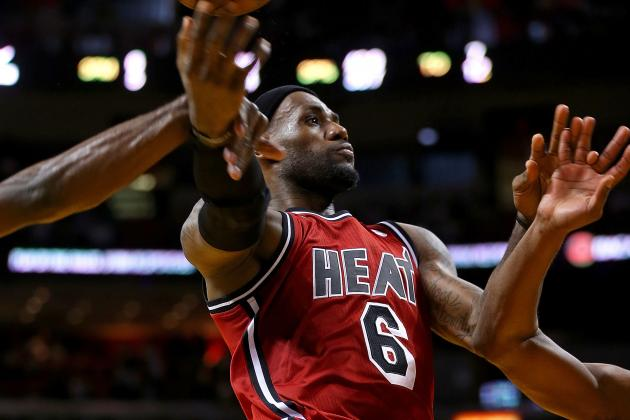 LeBron May End Dunk Routine After Criticism
