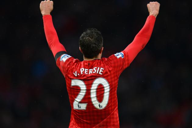 Breaking Down What Robin van Persie Brings to Manchester United