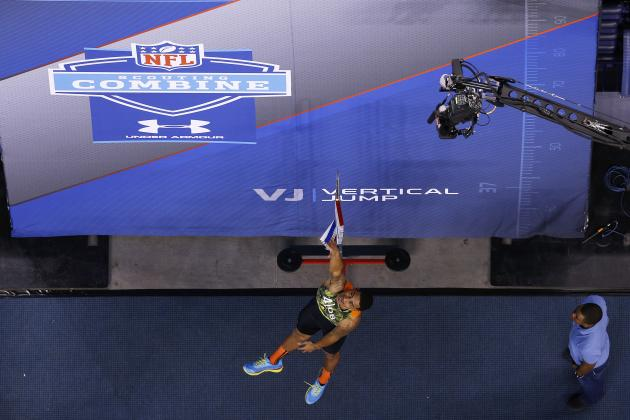 Why We College Football Fans Really Dig the NFL Scouting Combine