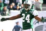 Report: Jets Shopped Revis at Combine
