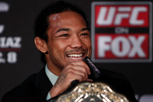 Benson Henderson Wants to Fight Georges St-Pierre After Melendez