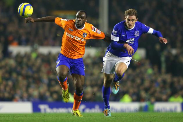 Everton Desperate for Striker Nikica Jelavic to Rediscover Goal Scoring Touch