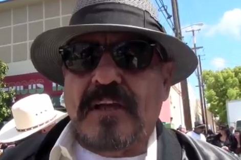 Guerrero, Mayweather's Dads Talking Crazy Trash