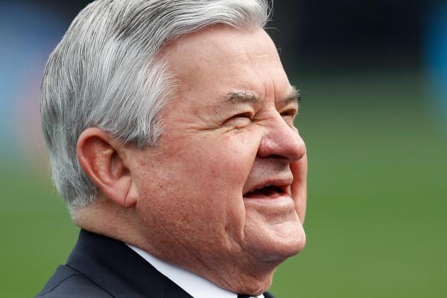 Carolina Panthers Still Tackling Stadium Deal