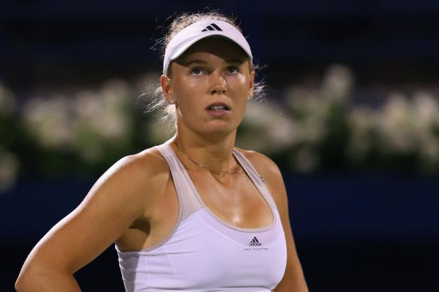 Wozniacki Suffers Shock Defeat