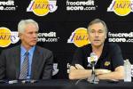 Lakers' GM Explains Recent Rash Decisions