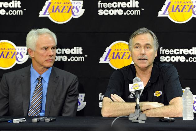 Lakers GM Says Front Office Was Impatient Because Buss Was Ill