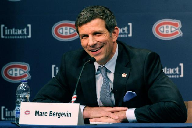 Michael Ryder Trade Proves Why Canadiens' Marc Bergevin is Early GM of the Year