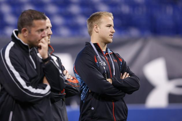 Matt Barkley May Never Make It to the Jets at No. 9 and More AFC East News