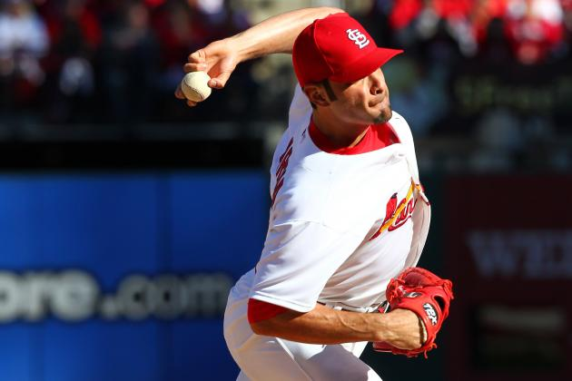Jaime Garcia Throws Two Innings in Comeback from Shoulder Injury