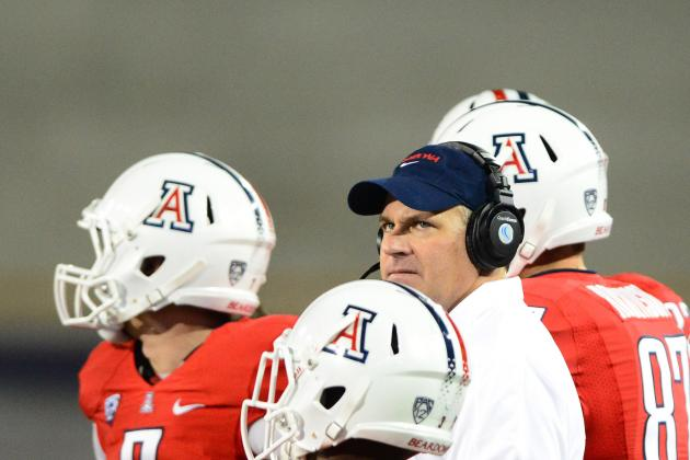 Arizona Wildcats Football: QB Scroggins to Be Sidelined in Spring