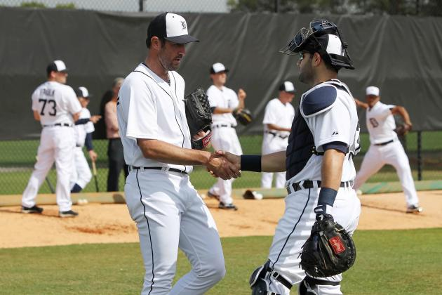 MLB Spring Training 2013 Schedule: Dates and Times for Opening Week