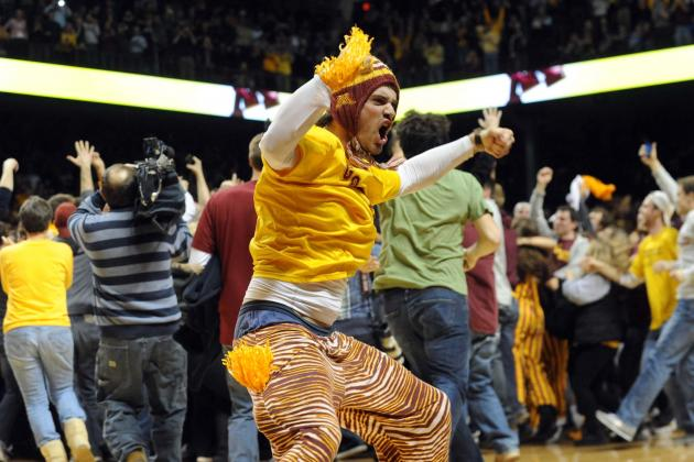 Minnesota Basketball: The Gophers Have Been Waiting for Indiana Win for 16 Years