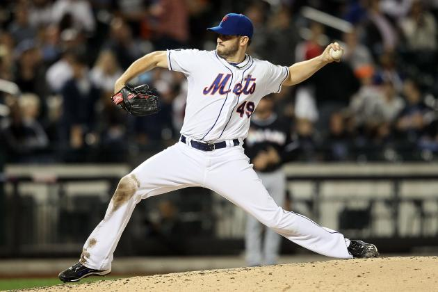 Mets Starting Rotation Set, But Backup Plan Still Uncertain