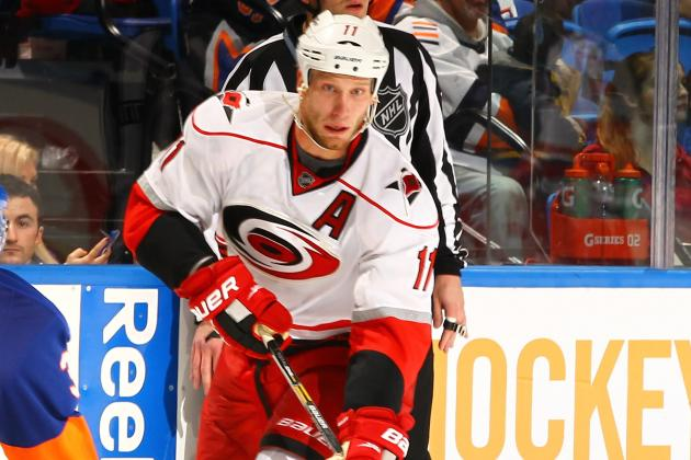 Jordan Staal Looking to Silence Pens' Chirping