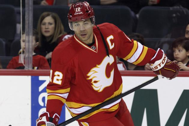 NHL Trade Rumors: Calgary Flames Must Move Veteran Jarome Iginla