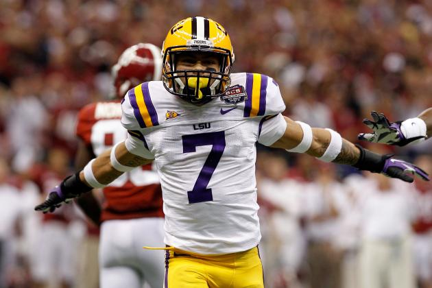 Why the New Orleans Saints Should Draft Tyrann Mathieu