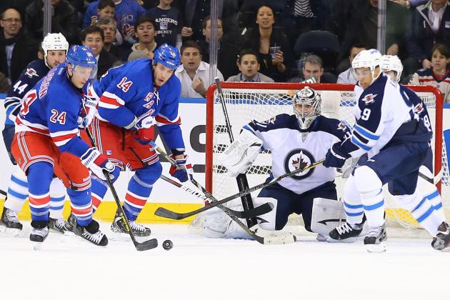 Depleted Rangers End Up Defeated by Miscues and Jets
