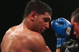 Khan to Fight Diaz in Sheffield