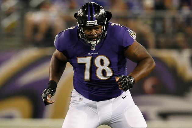 Report: Ravens Don't Expect to Sign McKinnie Before Free Agency