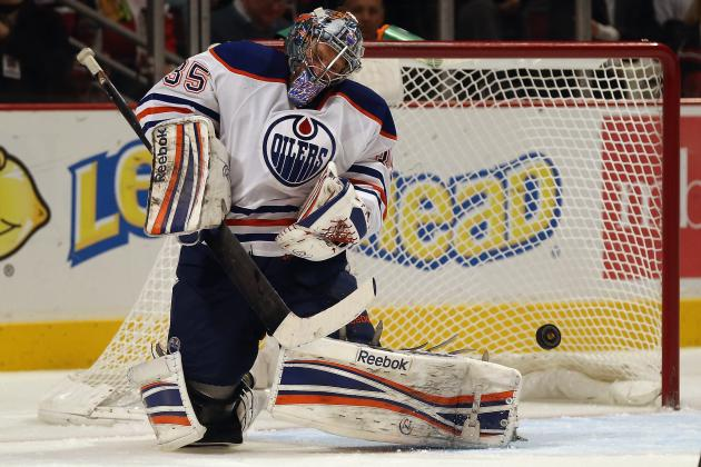 Oilers Put Khabibulin on Injured Reserve