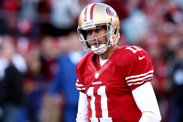 Report: 49ers Have Agreed to Send Alex Smith to KC