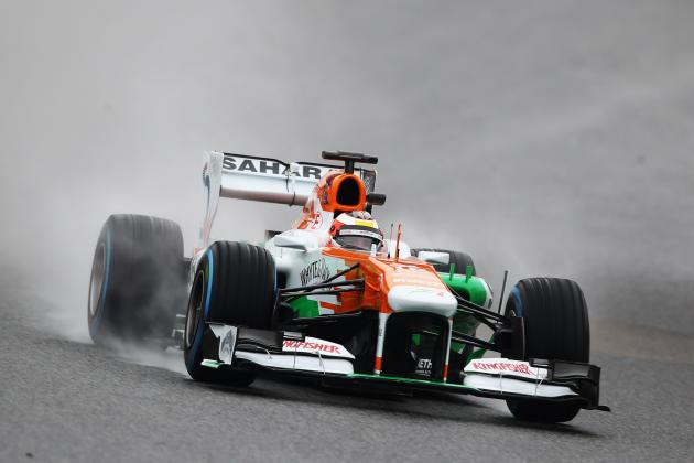 Adrian Sutil Gets Force India Nod over Jules Bianchi