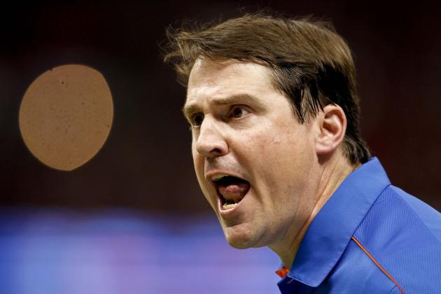 WR Recruit in 'Shock' to Meet UF Coach