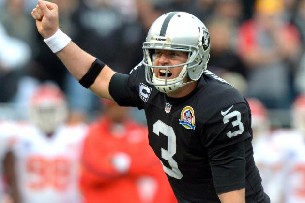 Restructuring of Carson Palmer's Contract Will Be Key for the Oakland Raiders