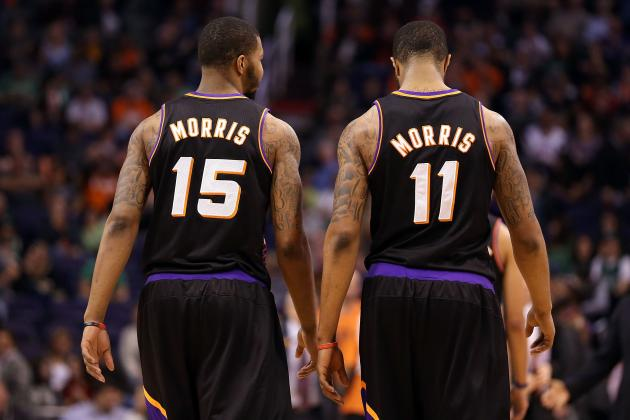 Suns Forward Markieff Morris Says Boston Almost Traded for His Twin