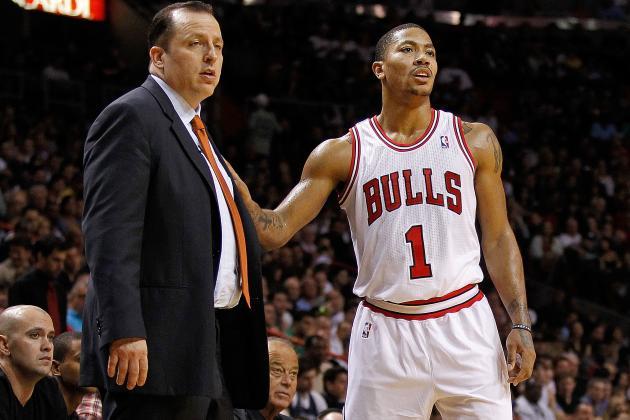 Debate: Does Derrick Rose's Return Really Make the Bulls a Contender?