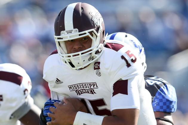 QB Dak Prescott Undergoes Surgery, Could Miss Spring Practices