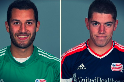 Revs Sign Draft Picks Smith, Soffner