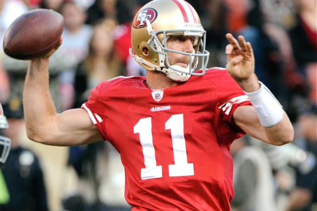 Kansas City Chiefs Reportedly Agree to Trade for 49ers QB Alex Smith