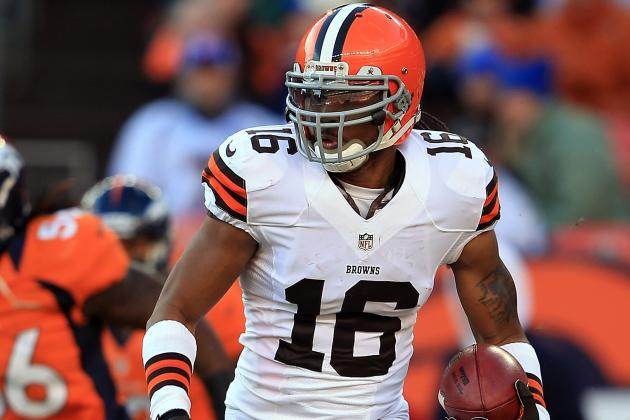 Josh Cribbs Isn't Optimistic but Is Willing to Take a Hometown Discount to Stay