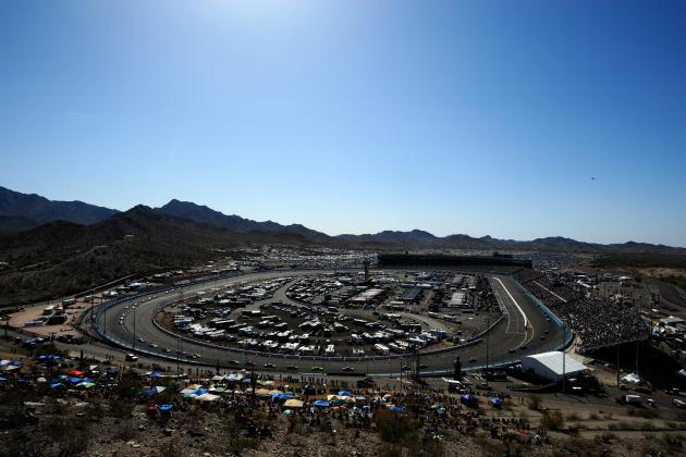 8 Amazing NASCAR Stats for Phoenix International Raceway