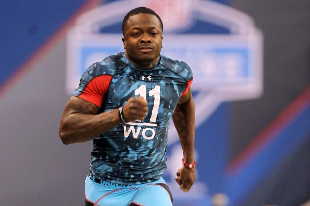 Q&A with Former Longhorn Marquise Goodwin